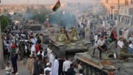 Libye: objectif des rebelles de l'Ouest, encercler Tripoli