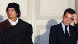 Mouammar Kadhafi aurait financé la campagne électorale de Sarkozy