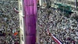 Syrie: plus de 450.000 manifestants contre le régime à Hama