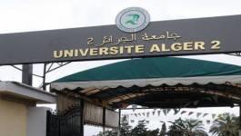 """Université d'Alger-2 : Territorialité et pédagogie de """"l'insignifiance comparée"""" du savoir en caserne"""