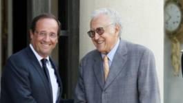 Syrie: Hollande reçoit  Brahimi