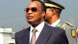 """Après 32 ans au pouvoir, Sassou Nguesso encore """"réélu"""" président du Congo"""