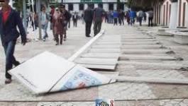 La tentative de suicide d'un jeune déclenche des émeutes à Jijel