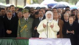Le Maroc a retiré sa délégation lors de l'inhumation de Ben Bella