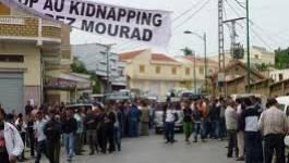 Un entrepreneur kidnappé par un groupe armé en Kabylie