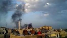 Syrie : bombardement de Homs au premier jour de la mission de l'ONU