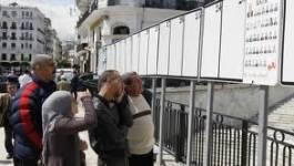 La campagne électorale à Alger : comme dans la clandestinité