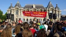 Lille (France) : la préfecture se moque des sans-papiers du CSP59