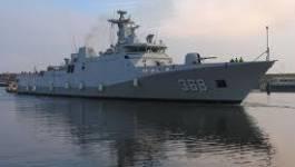 L'Algérie achète deux corvettes pour 2,2 milliards d'euros
