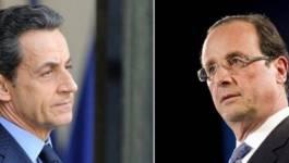 Présidentielle française : Hollande et Sarkozy à égalité au premier tour dans un sondage