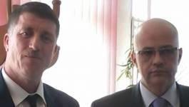 Le directeur de la CNAS en visite d'inspection à Batna