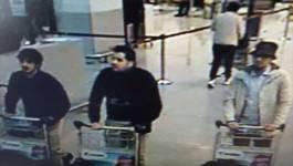 La police belge diffuse des images des suspects des attentats de Bruxelles