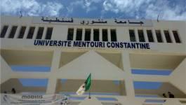 Appel aux enseignants de l'université de Constantine