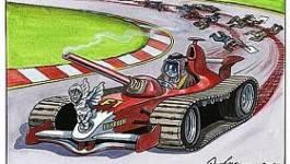 Bahreïn : les environs du circuit de la F1 théâtre d'affrontements nocturnes