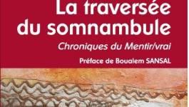"""""""La traversée du somnambule, chroniques du mentir/vrai"""" de Arezki Metref"""