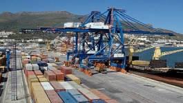 L'Algérie vise le leadership en Méditerranée avec son projet portuaire à 3,3 milliards de dollars