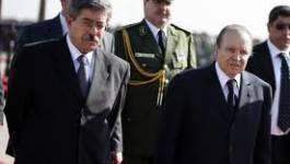 Le gouvernement d'Ahmed Ouyahia sur la porte de sortie
