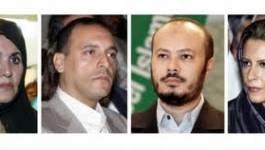 """Les enfants Kadhafi """"déterminés"""" à déstabiliser la Libye, affirme Abdeljalil"""