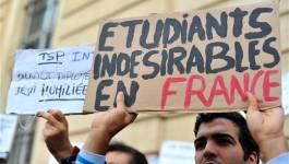Étudiants étrangers en France : la mobilisation redouble contre la circulaire Guéant