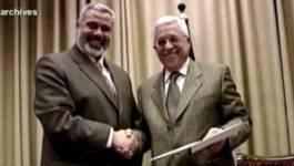 Les dirigeants palestiniens affichent leur unité