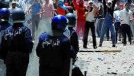Comment la police du régime a frappé les étudiants