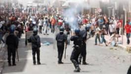 L'Algérie en état d'insurrection : Tous les matches de football annulés