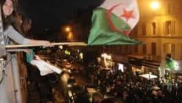 Rassemblement de solidarité avec le peuple algérien dimanche à Marseille