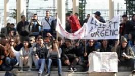 Rassemblement à Alger