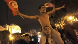 Situation explosive en Tunisie.: des milliers de manifestants pour demander le départ du président Ben Ali