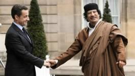 Kadhafi aurait remis 50 millions d'euros au président Nicolas Sarkozy