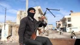 Syrie : la révolte populaire de l'opposition gagne Damas