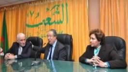 Khelladi, Lounakel et Debbache, nouveaux DG de la TV, de la radio, et d'Echaab