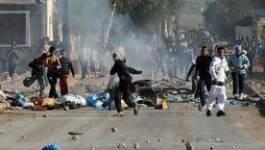 Les chômeurs d'Aïn El Bia ferment la RN16 à Arzew