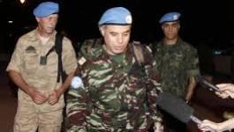 Syrie : la mission de l'ONU prise dans des échanges de tirs à Erbine