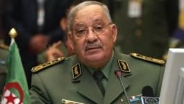 Ahmed Gaïd Salah tresse des lauriers à Abdelaziz Bouteflika