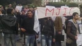 Le MJIC appelle au boycott des législatives