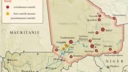 Mali : l'armée loyaliste tente de reprendre le contrôle du nord