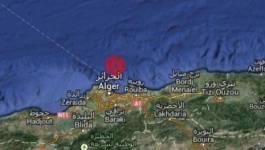 Un séisme de magnitude 5 a secoué le centre de l'Algérie