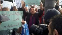 Le journaliste et militant des droits de l'homme Hassan Bouras libéré