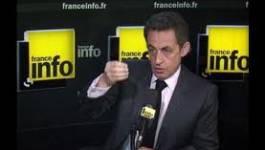 France : les dérives langagières de Nicolas Sarkozy