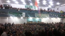 Ali Benflis a dénoncé les violations des droits de l'homme à Oued El Ma (Batna)