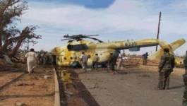 Un hélicoptère s'écrase près de Tripoli avec 23 personnes à bord