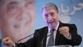 """Ali Benflis : """"Les institutions existantes sont-elles réellement légitimes et représentatives ?"""""""