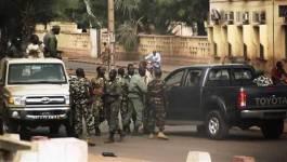 Coup d'Etat militaire au Mali
