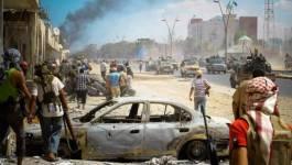 Les forces des autorités reconnues chassent les jihadistes de leur bastion à Benghazi (Libye)
