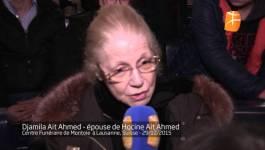 La famille Aït Ahmed se recueille à la mémoire de Si Lhafidh