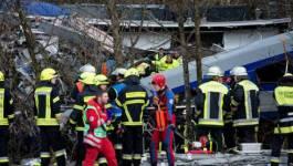 Au moins huit morts et 150 blessés dans un accident en Allemagne