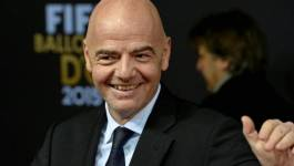 L'Italo-Suisse Gianni Infantino promet de ramener la FIFA au football