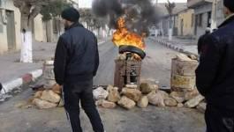Violentes émeutes et arrestation de 30 manifestants à Oued El Ma (Batna)