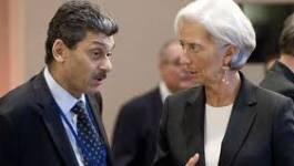 Le FMI et les réserves de change de l'Algérie
